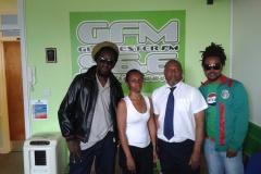 Black Uhuru visits GFM