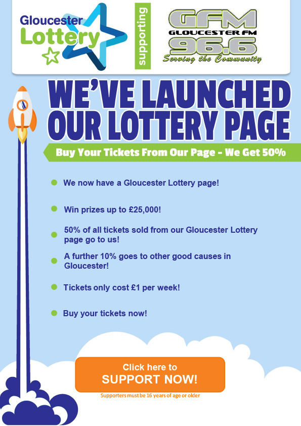 gloucester lottery GFM