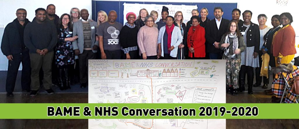 BAME & NHS Conversation 2019-2020