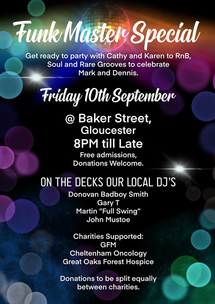 GFM Funk Master Special Event